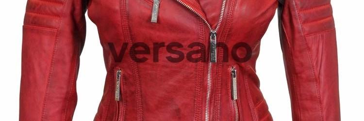 rode-leren-dames-bikerjack-versano-311-voor