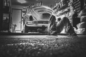 Remmen vervangen auto